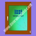 Drehipp Flügel Oknoplast Kunststoff Fenster