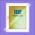 Drehkipp Flügel Oknoplast Pixel Kunststoff Fenster
