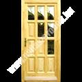 ÁMOR - verglast - Holz Nebeneingangstür