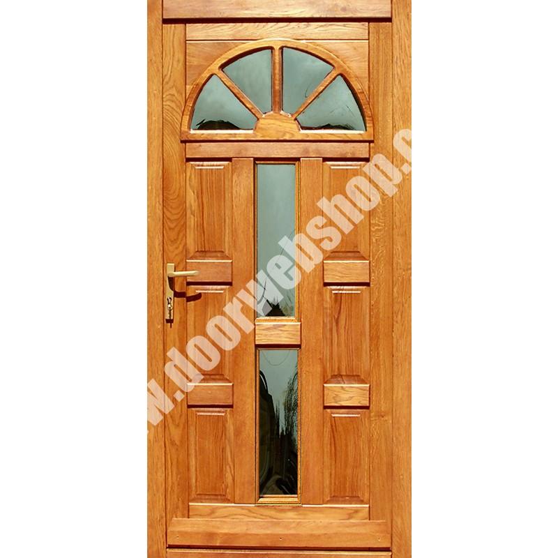 NAPSUGAR   Günstige Holz Eingangstür