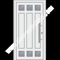 Sarvar - Rehau kunststoff Haustür Eingangstür Preisvergleich