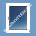 Drehkipp Kunststoff Fenster mit Isolierfüllung